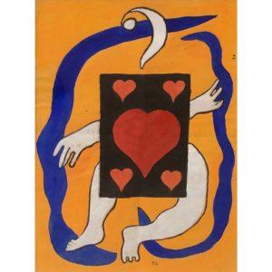 Fernand Léger, maquette pour le cirque