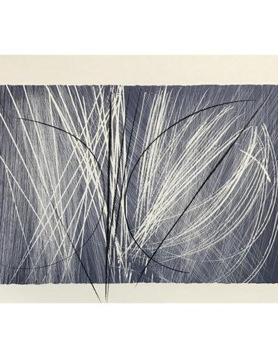 Hans Hartung, L 1971-2 | B, 1971