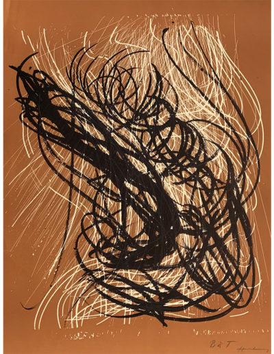 Hans Hartung, L 1971-7 | A, 1971