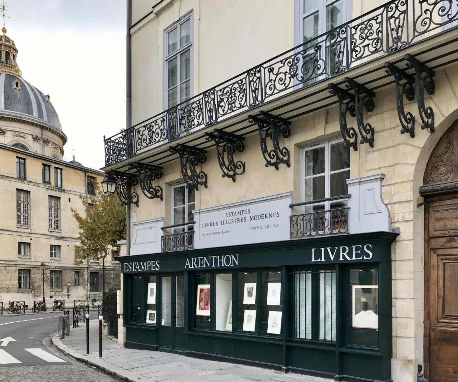 Galerie Arenthon Paris