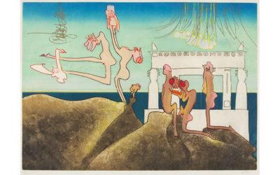 Exposition Roberto Matta à la Galerie Arenthon